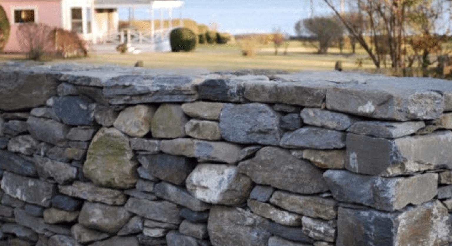 rhode island stone walls